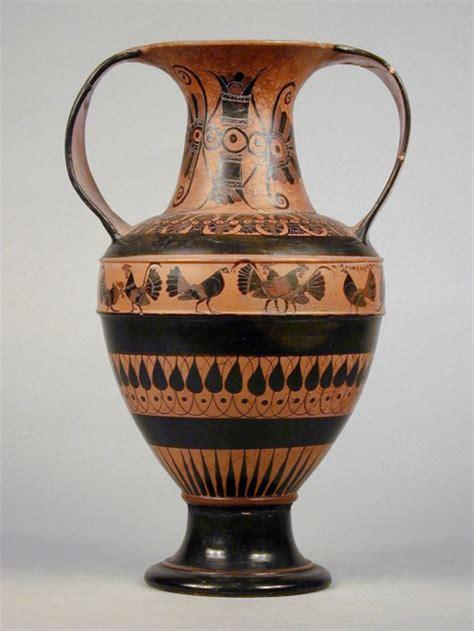 forme dei vasi greci vaso greco a due anse 28 images vasi greci forme e