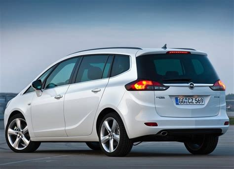 opel zafira the new opel zafira tourer 2016 prices and equipment