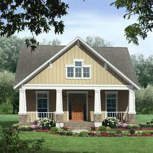 Bungalow Style House Plans Small House Plans Craftsman Cottage House Plans