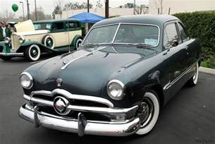 1950 Ford Coupe 1950 Ford Custom Deluxe Coupe Fvl Ford Products