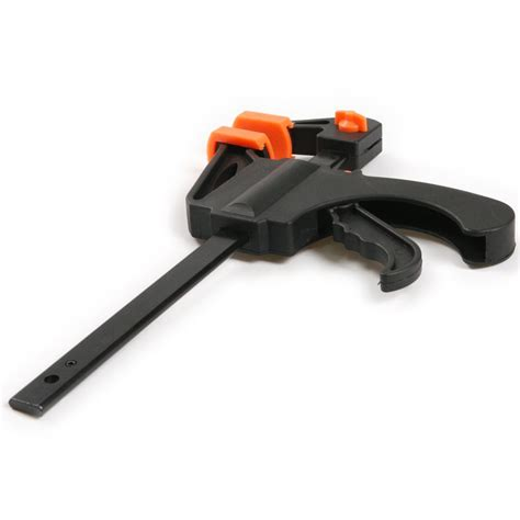 quick grip  mm bar clamp heavy duty woodworking wood
