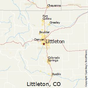 best places to live in littleton colorado