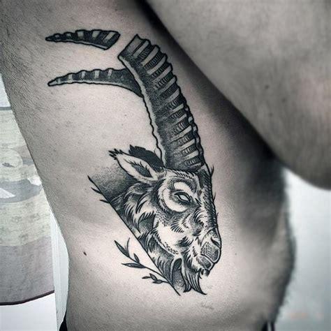 animal tattoo rib 100 animal tattoos for men cool living creature design ideas