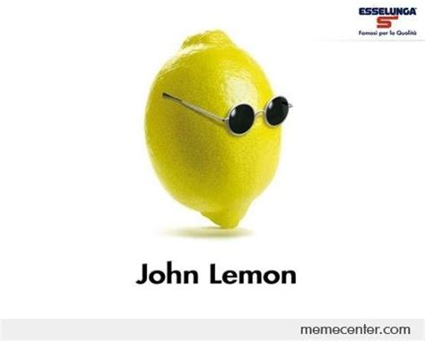 Lemon Memes - john lemon by ben meme center
