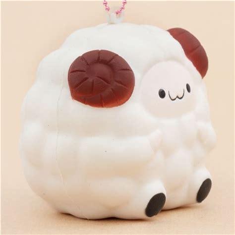 Mini Pop Pop Sheep By Patpatzoo faulty white mini pop pop sheep squishy by pat pat zoo
