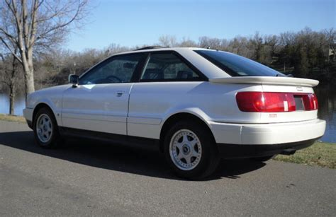 1990 audi coupe quattro engine repair manuals low mileage 1990 audi coupe quattro for sale german cars