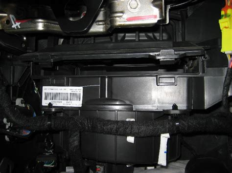 2010 Chevy Equinox Cabin Air Filter by Gm Chevrolet Equinox Cabin Air Filter Replacement Guide 011