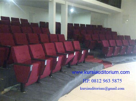 Daftar Kursi Auditorium produsen kursi auditorium di jakarta 0812 963 5875