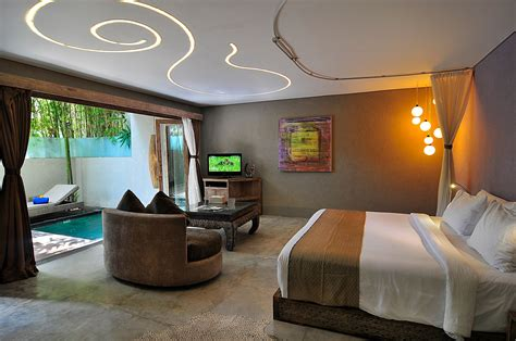 2 bedroom hotel bali suite private pool seminyak bali