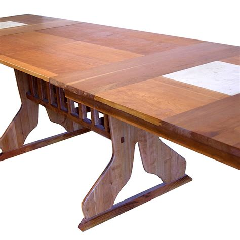 cherry wood table and chairs dining set of table and chair from solid cherry wood