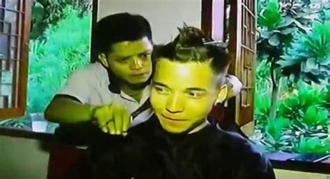 film anak jalanan steven william demi anak jalanan steven william potong rambut di