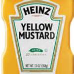 Heinz Label Template by The Gallery For Gt Heinz Mustard Logo