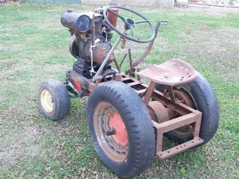 home built tractor mytractorforum the