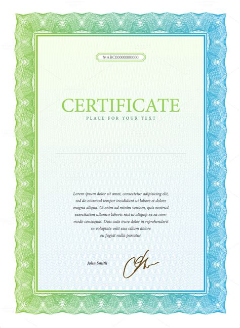 share stock certificate template 21 free word pdf
