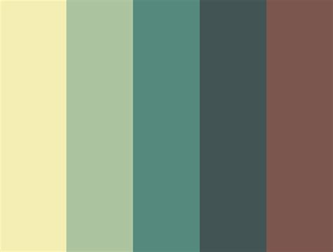 colors palette blow april 2012