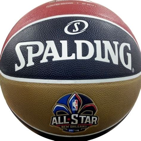 Limited Bola Basket Spalding Nba spalding limited edition 2014 official nba all