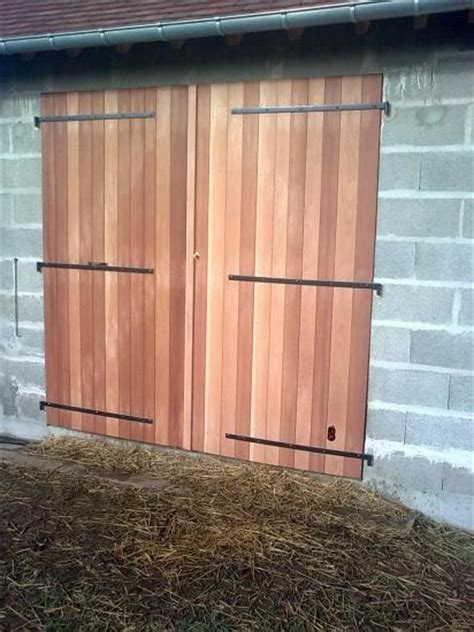 fabriquer sa porte de garage fabriquer une porte sur mesure yy59 jornalagora