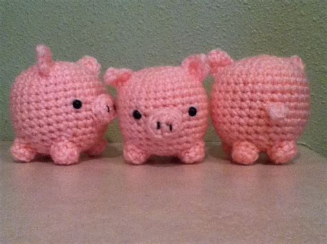 pattern crochet pig cute free crochet patterns pinterest top pins teacup