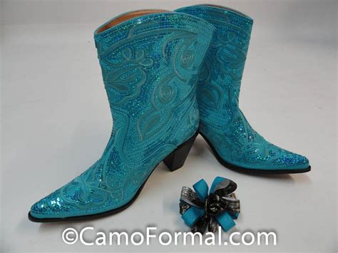 camouflage shoes and camouflage prom wedding