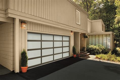 Aluminum Garage by 9 Reasons Why A View Aluminum Garage Door Turns Heads