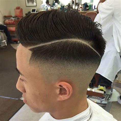 how ro do a comb over fade 21 top men s fade haircuts 2018