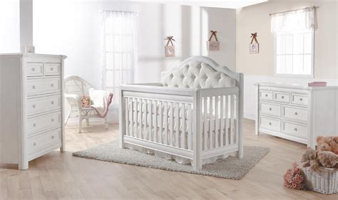 White Baby Bedroom Furniture Sets by White Baby Nursery Furniture Thenurseries