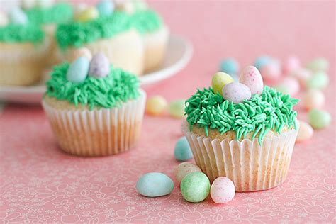 Cheap Easy Ways To Decorate Your Home Easter Cupcakes Taste And Tell