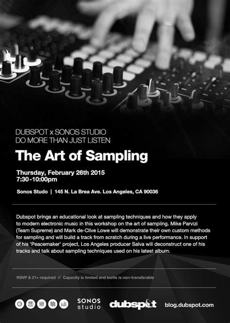 Dubspot x Sonos Present: Do More Than Just Listen workshop