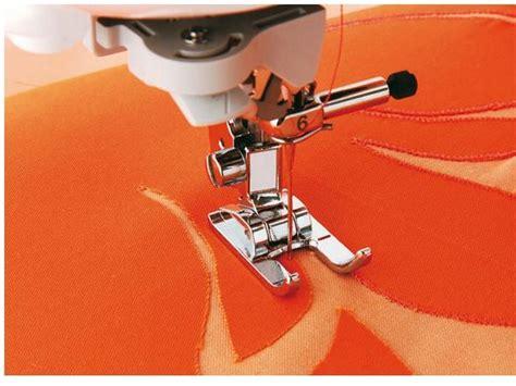 Sepatu Bordir Open Toe Embroidery Foot Untuk Mesin Jahit Portable tapak open toe untuk applique