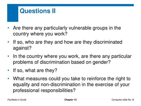 ppt chapter 13 the right to equality and non