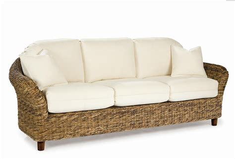 Seagrass Sofa: Tangiers Style