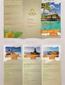 40 best travel and tourist brochure design templates 2016