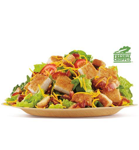 Grilled Chicken Salad Mcdonalds Vs Wendys by Burger King Chicken Caesar Salad Price