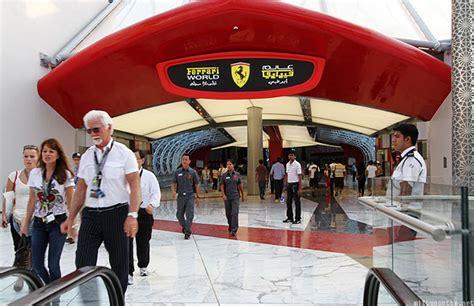 Ferrari World Entry Fee by Abu Dhabi Mithun On The Net