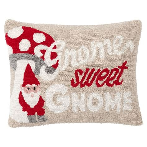 Gnome Pillow by Gnome Pillow Covers Pbteen