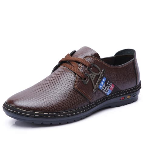 Comfortable Mens Shoes by The New Mens Casual Shoes S Leather Shoes