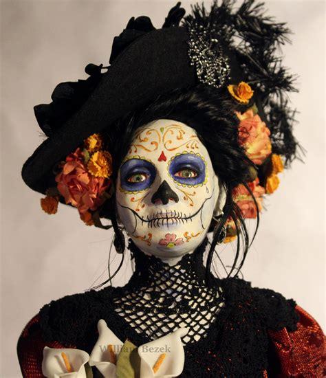 Disfraz De La Catrina | disfraz de muerte mexicana o catrina para este halloween