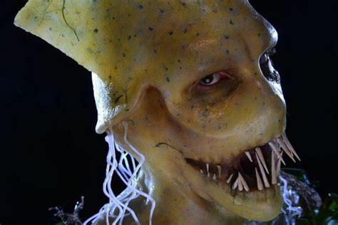 squid man  haunt  dreams  barnorama