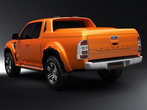 concept ranger ford ranger max concept car body design