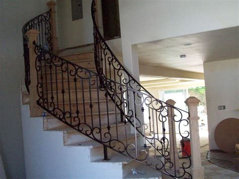 spiral staircases 187 v m iron works inc in the san jose