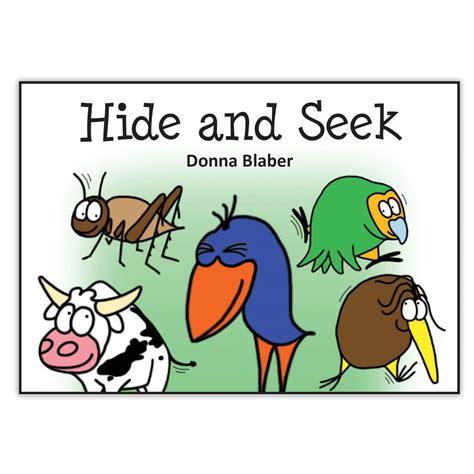 seek books hide and seek kiwi general store