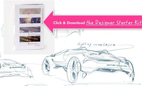 sketchbook j cbell car design tip sketch with the happy