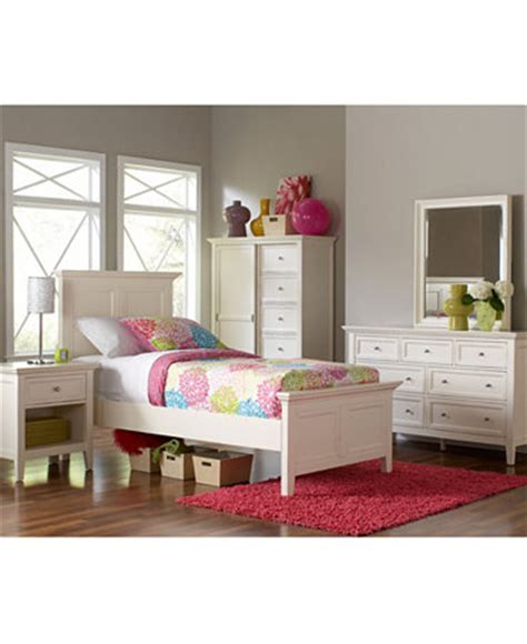 sanibel bedroom collection sanibel kid s bedroom furniture collection only at macy s