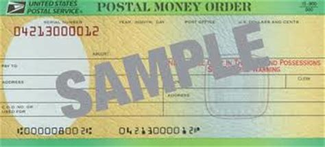 Money Order From Post Office by Pressure Washing Business Mail