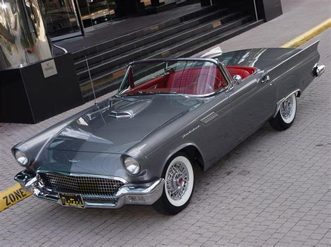 1957 ford thunderbird e convertible 161253