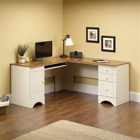 how to a corner computer desk corner desks walmart com