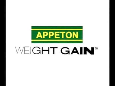 Appeton Weight Gain 450gr appeton blown away 15 secs mp4