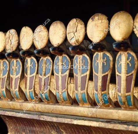 vasi canopi tesoro di tutankhamon santuario per vasi canopi 21696