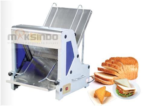jual mesin pengiris roti tawar bread slicer
