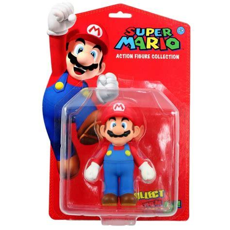 Figure Mario Bros mario bros 12cm figures